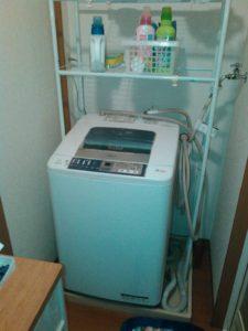 山形市内で洗濯機回収のお客様1