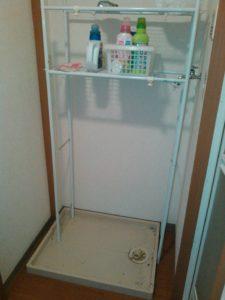 山形市内で洗濯機回収のお客様2