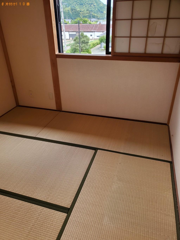 【長井市】こたつ、タンス、カラーボックス、椅子等の回収・処分