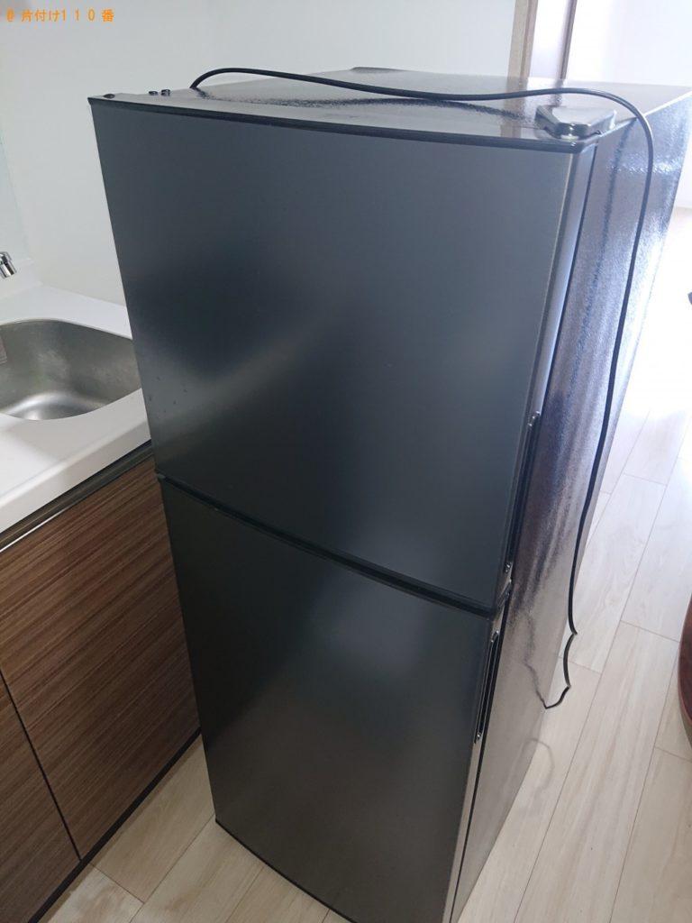 【酒田市】冷蔵庫、テレビ、洗濯機、電子レンジの回収・処分ご依頼