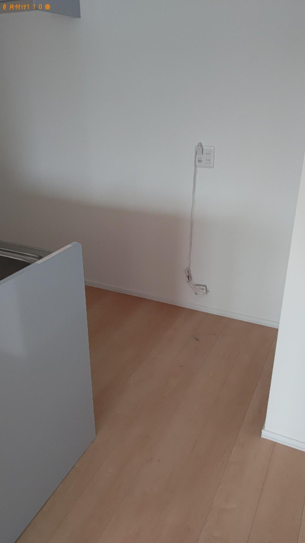 【山形市】冷蔵庫、椅子、テーブル、メタルラック等の回収・処分