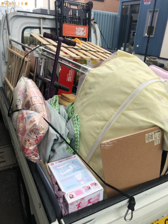【山形市】パソコン、布団、一般ごみの回収・処分ご依頼 お客様の声