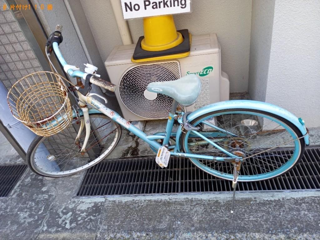 【長井市】自転車の回収・処分ご依頼 お客様の声
