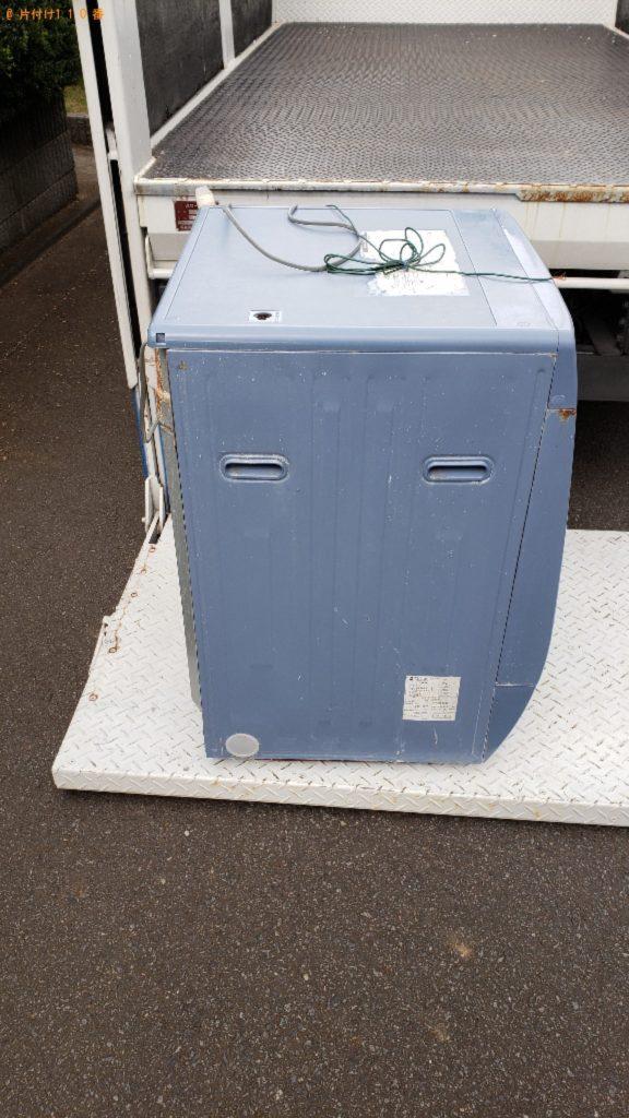 【東根市】ドラム式洗濯機の回収・処分ご依頼 お客様の声