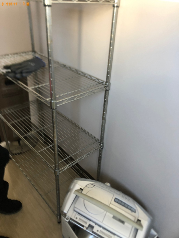 【山形市】冷蔵庫、テレビ、洗濯機、時計、衣装ケース等の回収・処分