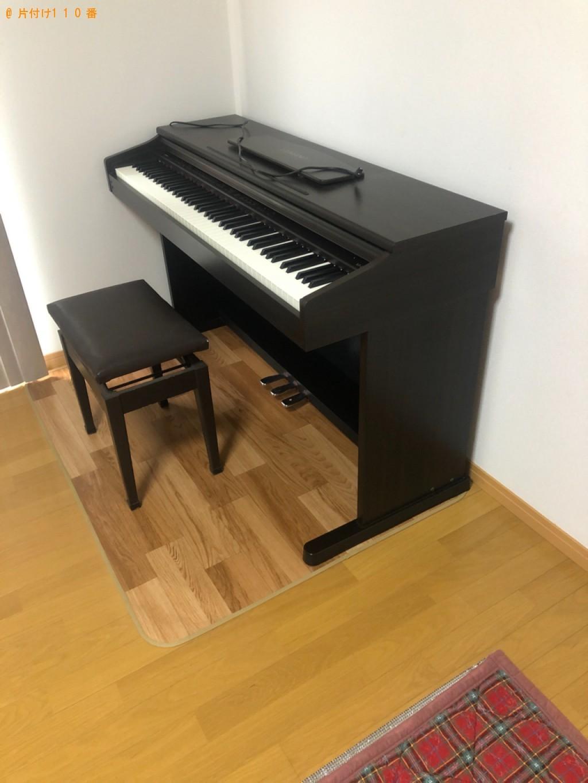 【山形市】電子ピアノの回収・処分ご依頼 お客様の声