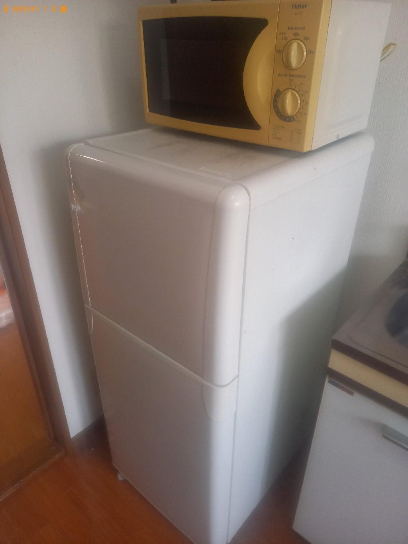 【山形市】冷蔵庫、洗濯機、電子レンジの回収・処分ご依頼