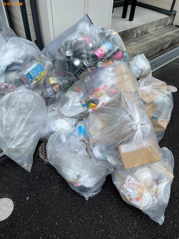 混在ゴミの回収・処分ご依頼 お客様の声